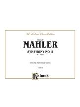 Mahler: Symphony No. 5, in E Major - Piano Duets & Four Hands
