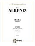 Albéniz: Iberia (Volume I) - Piano