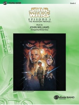 Star Wars®: Episode I The Phantom Menace, Highlights from - Concert Band