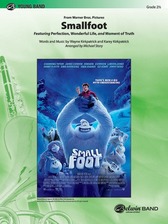 Smallfoot - Concert Band