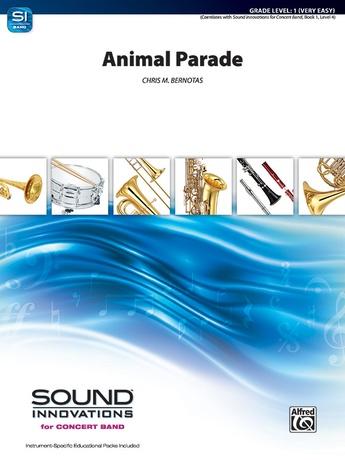 Animal Parade - Concert Band