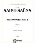 Saint-Saëns: Cello Concerto No. 2, Op. 119 in D Minor - String Instruments