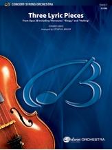 Three Lyric Pieces - String Orchestra