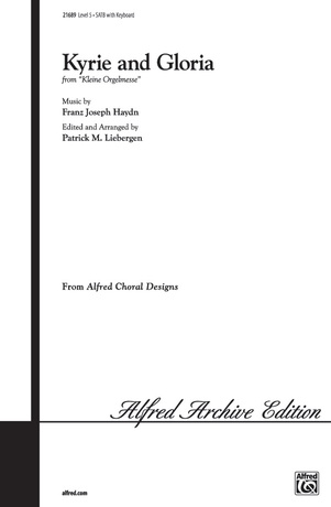 Kyrie and Gloria, from Haydn's <i>Kleine Orgelmesse</i> - Choral