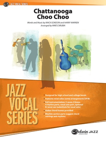 Chattanooga Choo Choo - Jazz Ensemble