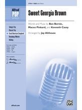 Sweet Georgia Brown - Choral