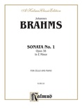 Brahms: Sonata No. 1 in E Minor, Op. 38 - String Instruments