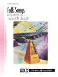 Folk Songs for Easy Piano - Piano