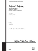Rejoice! Rejoice, Believers! - Choral