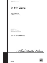 In My World - Choral