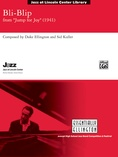 Bli-Blip (from Jump for Joy) - Jazz Ensemble