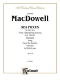 MacDowell: Sea Pieces - Piano