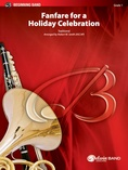 Fanfare for a Holiday Celebration - Concert Band