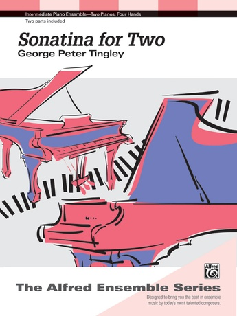 Sonatina for Two - Piano Duo (2 Pianos, 4 Hands) - Piano Duets & Four Hands