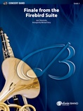 Finale from The Firebird Suite - Concert Band