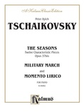 Tchaikovsky: The Seasons, Op. 37 - Piano