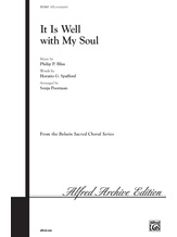 It Is Well with My Soul - Choral