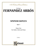 Arbós: Spanish Dances, Op. 1 - String Ensemble