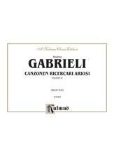 Gabrieli: Organ Works, Volume IV - Organ