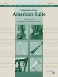 Selections from American Suite - Full Orchestra