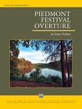 Piedmont Festival Overture - Concert Band