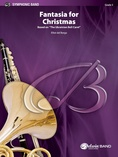 "Fantasia for Christmas (based on ""The Ukranian Bell Carol"") - Concert Band"