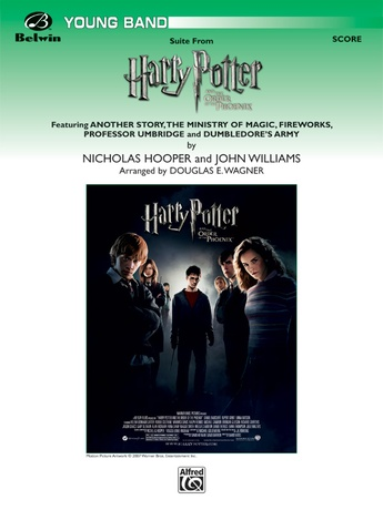 Harry Potter and the Order of the Phoenix, Selections From - Concert Band
