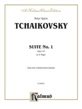Tchaikovsky: Suite No. 1 in D Major, Op. 43 - Piano Duets & Four Hands