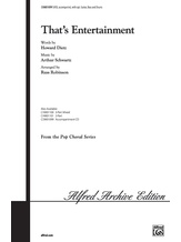 That's Entertainment - Choral