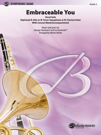 Embraceable You - Concert Band