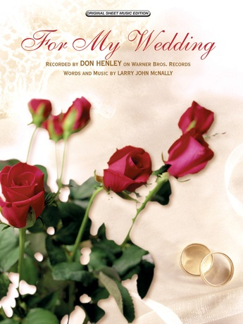 For My Wedding - Piano/Vocal/Chords