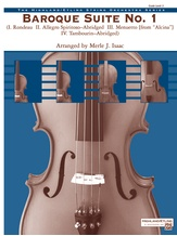 Baroque Suite No. 1 - String Orchestra