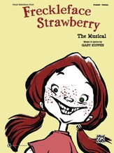 """Hey It's Me (from """"Freckleface Strawberry"""") - Piano/Vocal/Chords"""