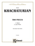 Khachaturian: Two Pieces - String Instruments