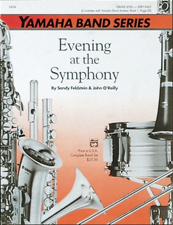 Evening at the Symphony - Concert Band