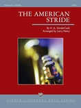 The American Stride - Concert Band