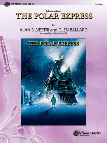 The Polar Express, Concert Suite from - Concert Band