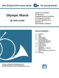 Olympic March - Concert Band