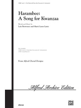 Harambee: A Song for Kwanzaa - Choral