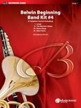 Belwin Beginning Band Kit #4 - Concert Band