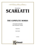 Scarlatti: The Complete Works, Volume II - Piano