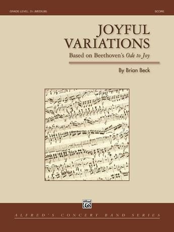 Joyful Variations - Concert Band