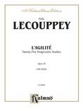 Couppey: L'Agilité, Op. 20 - Piano