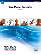 Two Modal Episodes - String Orchestra