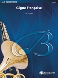 Gigue Française - Concert Band