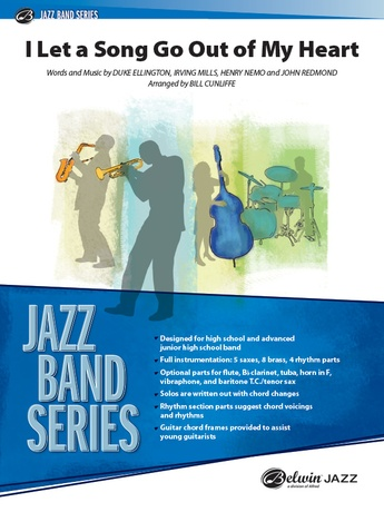 I Let a Song Go Out of My Head - Jazz Ensemble