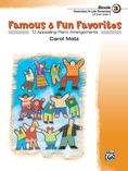 Famous & Fun Favorites, Book 3: 13 Appealing Piano Arrangements - Piano