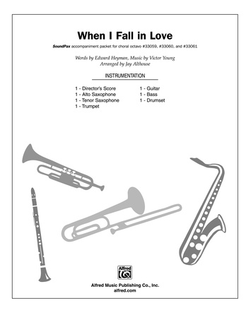 When I Fall in Love - Choral Pax