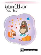 Autumn Celebration - Piano