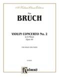 Bruch: Violin Concerto in D Minor, Op. 44 - String Instruments